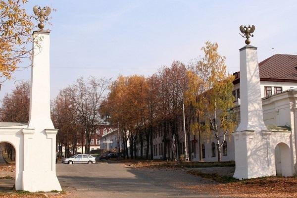 Обелиск «Московская застава»