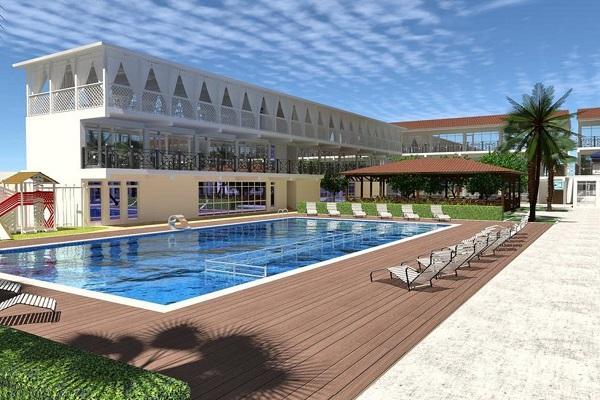 Отель Райский уголок в Абхазии