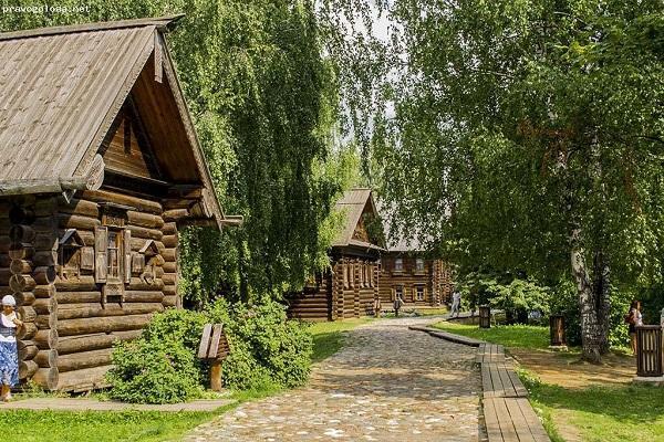Заповедный музей «Костромская слобода»