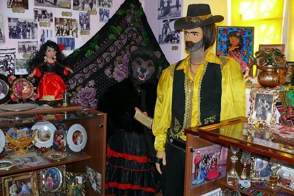 Музей цыганской культуры и быта