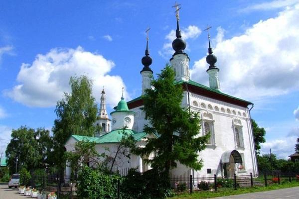 Цареконстантиновская и Скорбященская церковь
