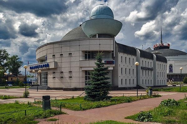 Нижегородский планетарий и цирк