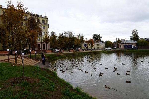 Шаговский пруд