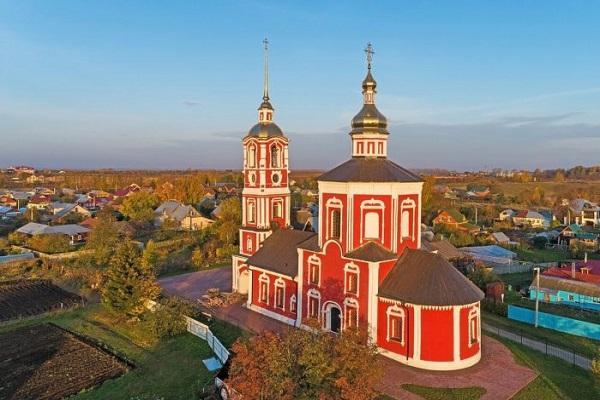 Церковь Бориса и Глеба на Борисовой стороне