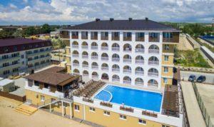 Рейтинг отелей в Анапе