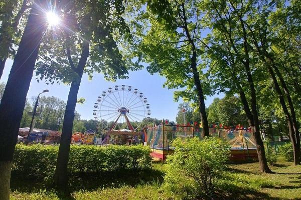 Парк Швейцария
