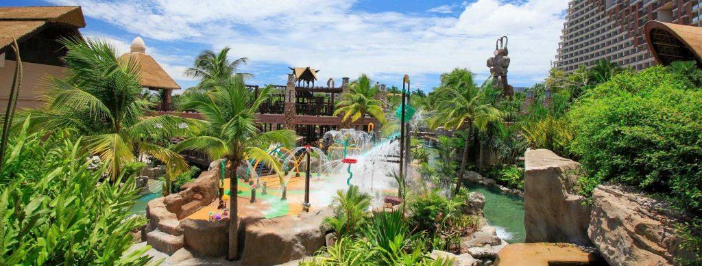 Обзор аквапарков в Паттайе