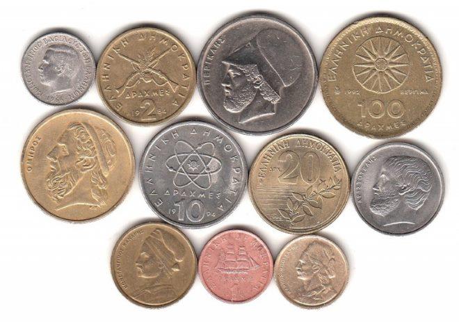 Какая валюта в Греции