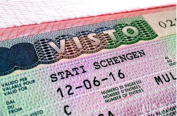 Виза Шенгенская