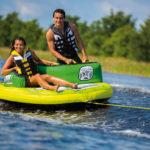 Надувные развлечения в воде